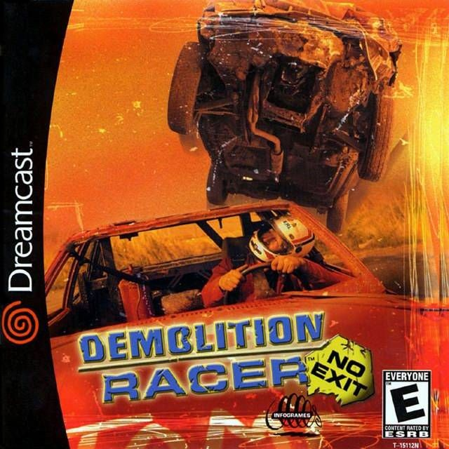 Demolition racer no exit скачать