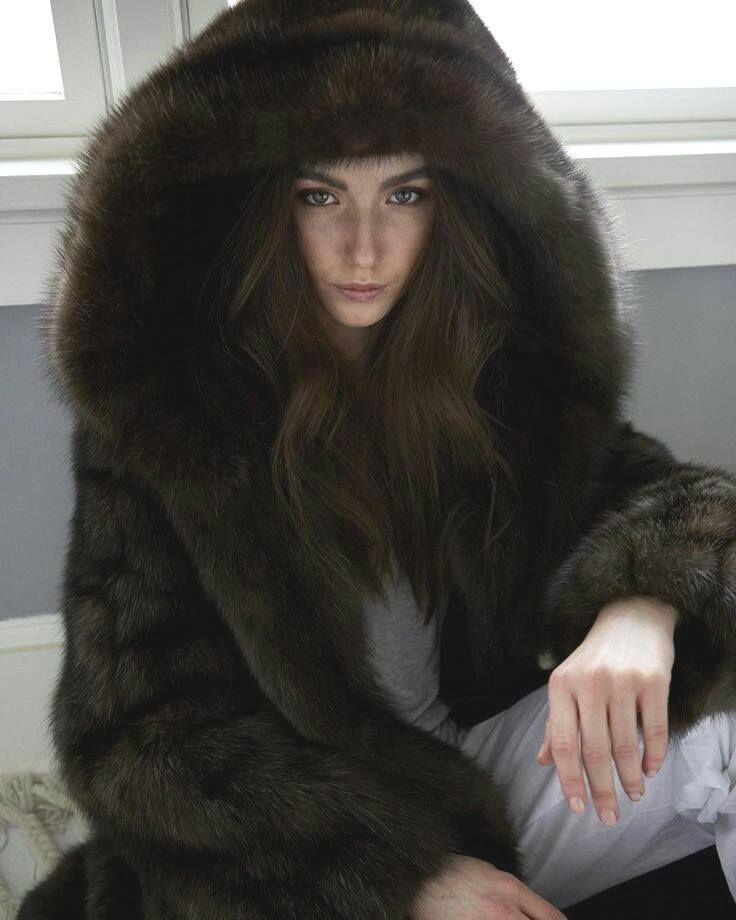 Really. More Moms xxx in fur coat