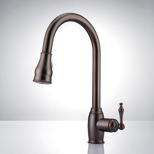 Hawes Single Hole Pull Down Kitchen Faucet Kitchen Faucet