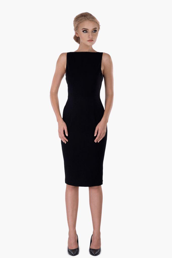 That Classic Little Black Dress – Mojau