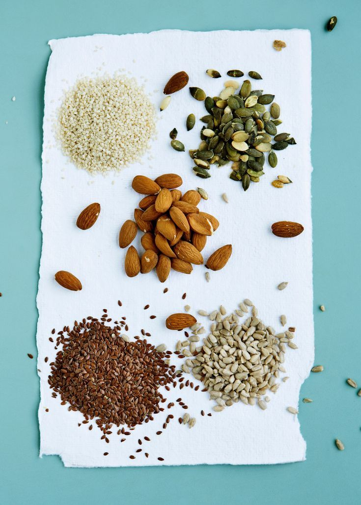 Increase Your Lifespan and Your Health with Nuts and Seeds