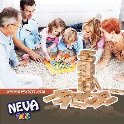 Çocukların hayal dünyaları çok kapsamlıdır. Onların bu güzel dünyalarını daha çok renklendirmek için sağlıklı, zeka geliştiren, sizin de eşlik edebileceğiniz oyunlar tercih etmelisiniz. Nevka bu özellikler için tam da aradığınız oyun! #nevatoys #oyuncak #ahsapoyuncak #oyun #eglence #egitici #play #game