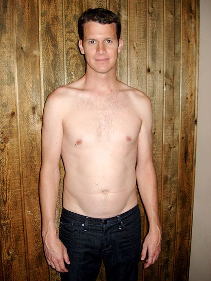 makes me laugh.  You and your body. Daniel Tosh. Tosh.O