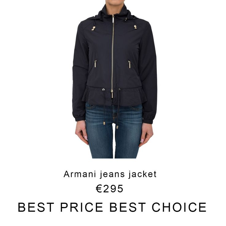 #BEST_PRICE #BEST_CHOICE Armani Jeans jacket €295 you can get on casunique.com #casunique #shop #shopping #boutique #jacket #luxury #luxe #onlineshopping