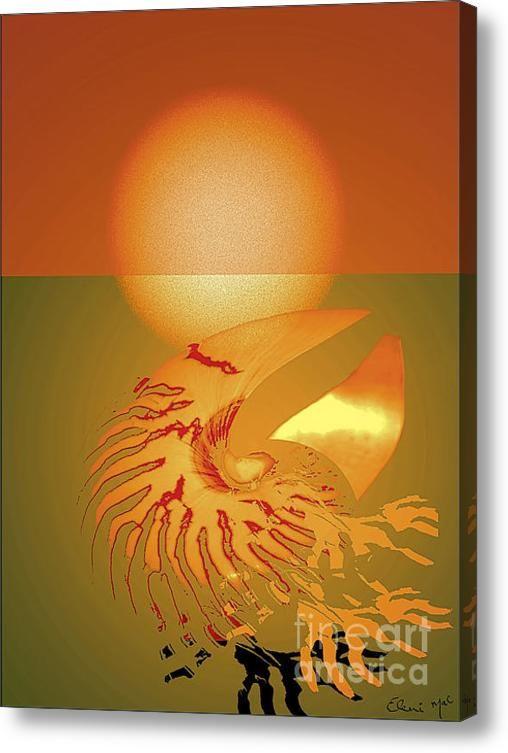 Sungazing Acrylic Print By Eleni Mac Synodinos