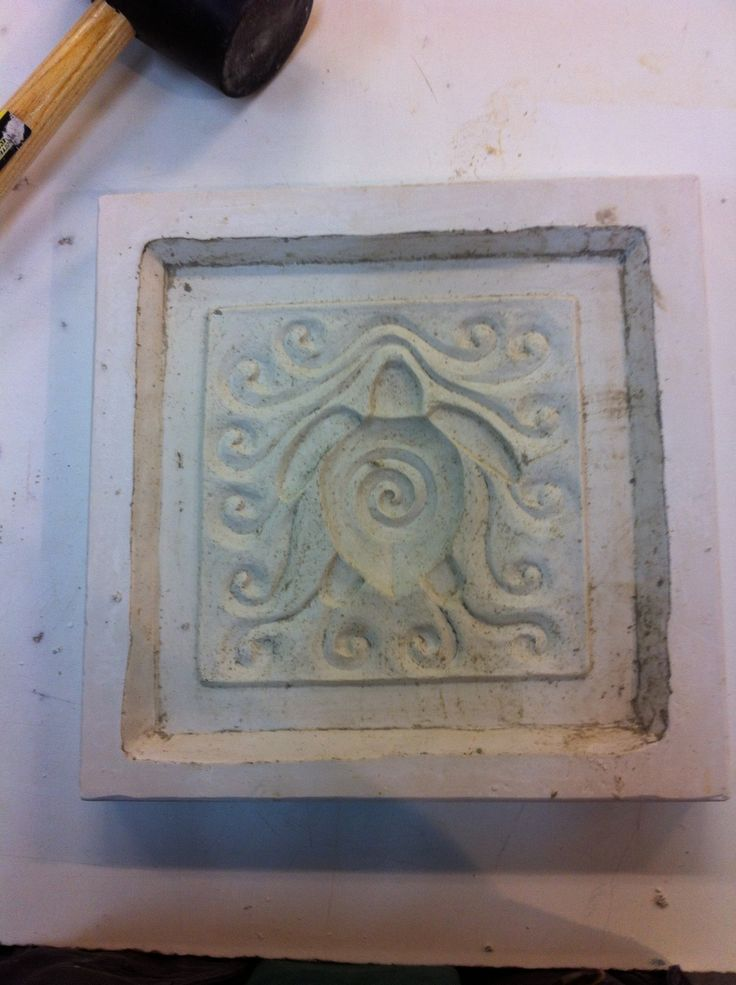 How to Make a Plaster Mold