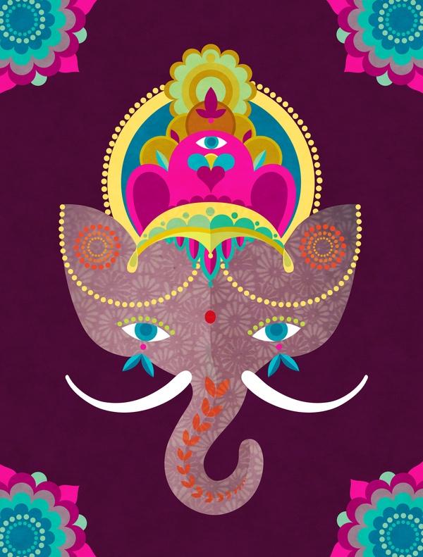 JENNA BEAN - Behance, Elephant