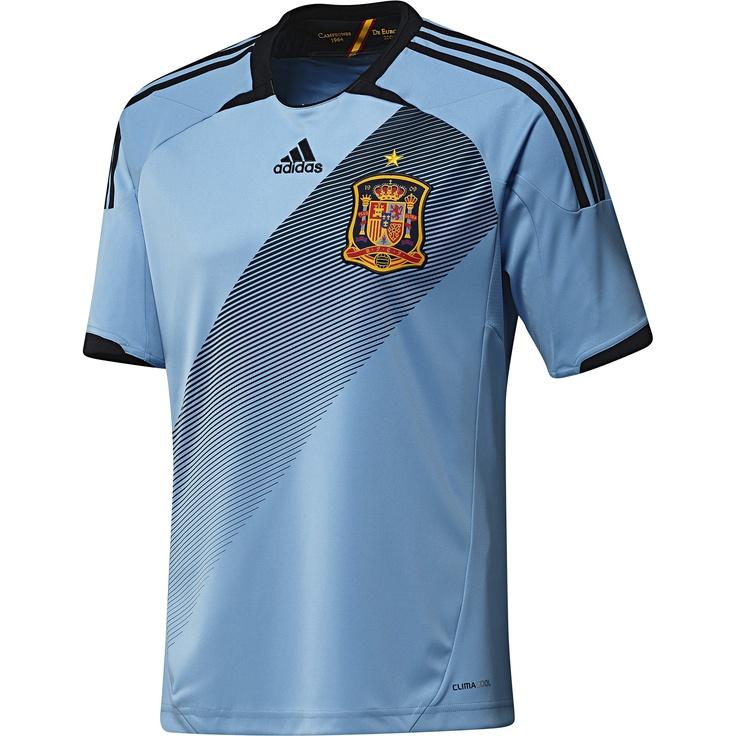 Camisa Espanha II, Light Alaska / Punjab