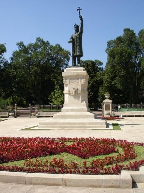 Stefan cel Mare, Chisinau, Moldova