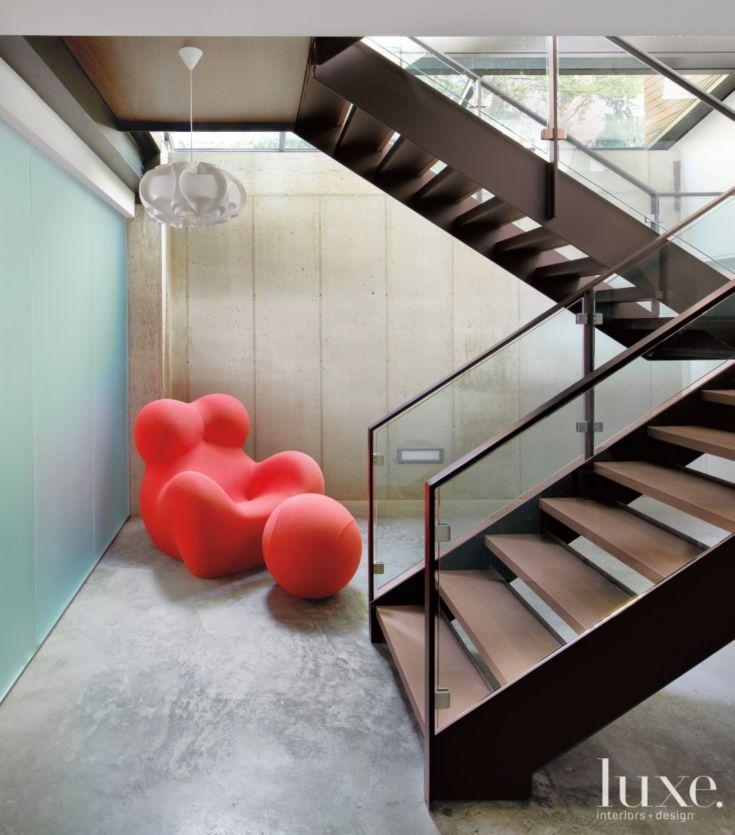 Modern Basement: Best 25+ Modern Basement Ideas On Pinterest