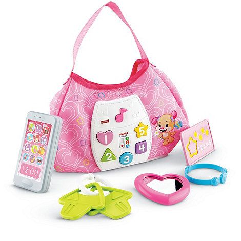 Fisher-Price Sis Smart Stages Purse | Debenhams