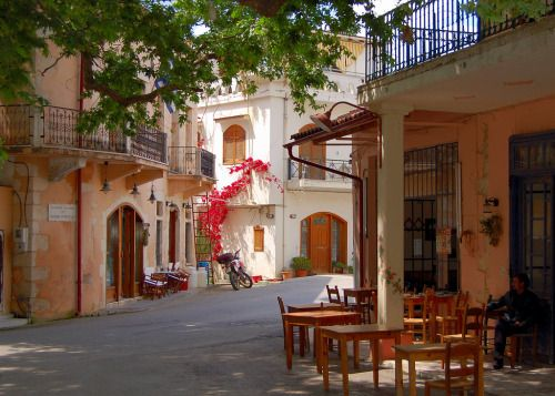Kafeneion - Traditional Village Cafe