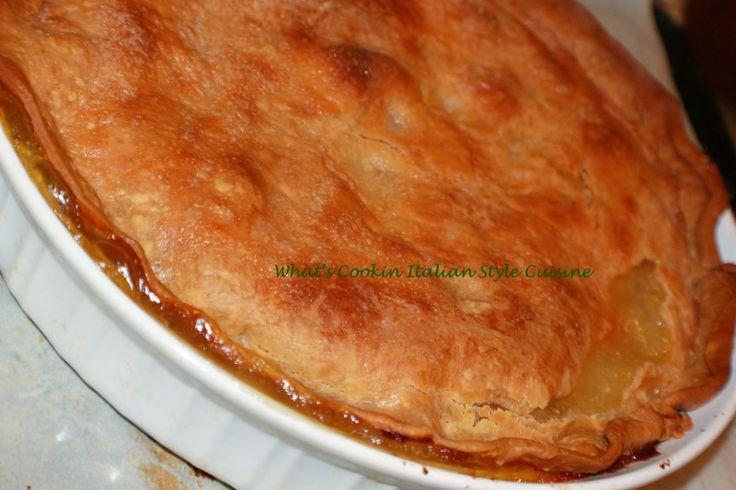 What's Cookin' Italian Style Cuisine: Fresh Pineapple Pie Recipe