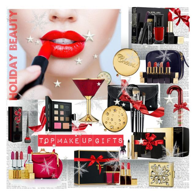 """Top Make Up Gifts"" by stylepersonal ❤ liked on Polyvore"