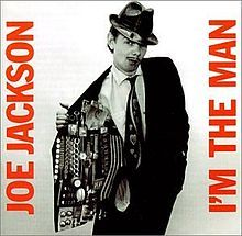 JOE JACKSON / I'm the Man 1979