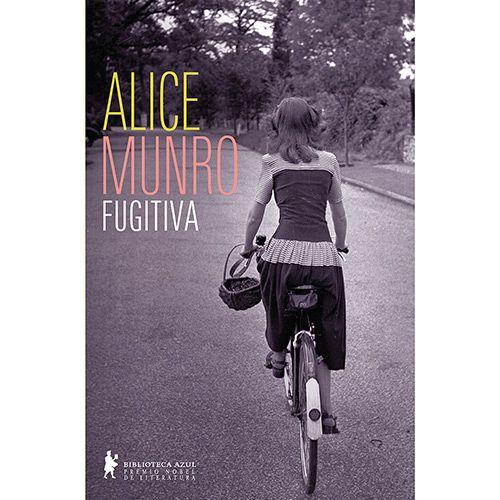"""Fugitiva - Alice Munro: """"Uma história de ninar, em que todos os detalhes eram importantes e precisavam ser acrescentados a cada vez, e isso com relutância convincente, timidez, risinho, que safada, que safada."""" As mulheres de Munro, e especialmente neste livro, se encontram em constante questionamento: a idade, o trágico e o belo de correr atrás de um homem que acaba-se de encontrar no trem, a insegurança e o desejo em forças opostas na relação entre marido e esposa."""