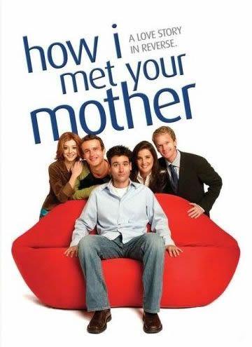 16. Cómo conocí a vuestra madre. Periodo de producción: (2005 - 2014). Reparto: Josh Radnor, Jason Segel. Género: Comedia.