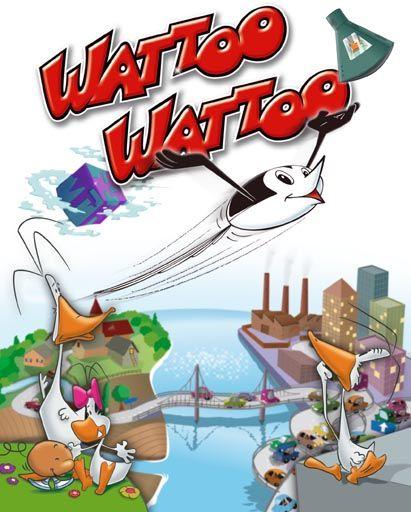 """les """"zwas"""" sont de drôles de bêtes bien maladroites et polluantes. Heureusement, lorsque les choses tournent mal, Wattoo-Wattoo superbird intervient et les choses rentrent dans l'ordre. Une chanson de générique inoubliable ^^"""
