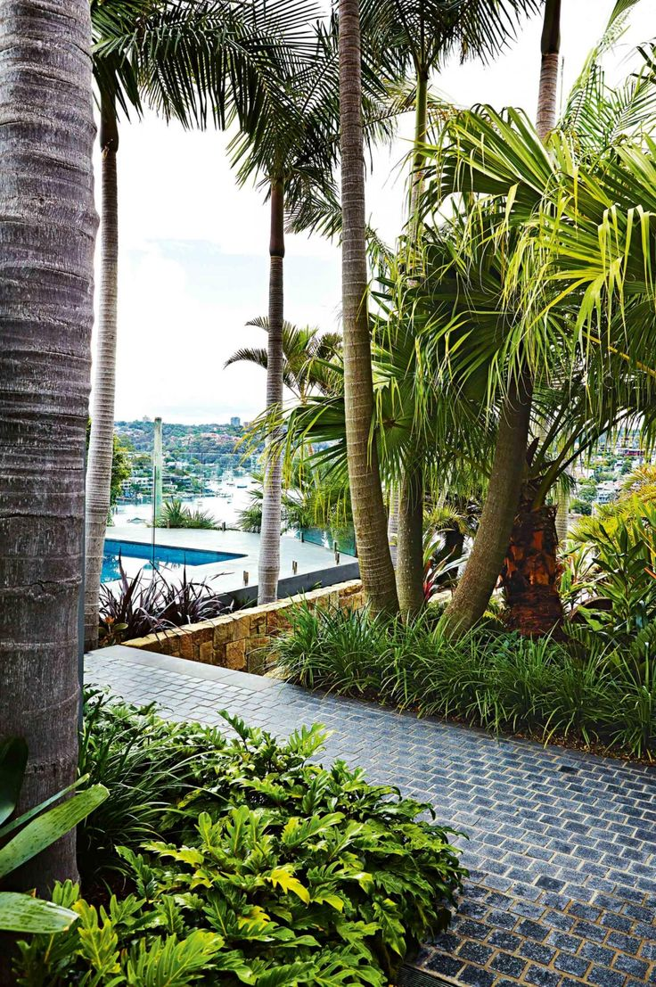 84 Ideas About The Ultimate Tropical Landscaping