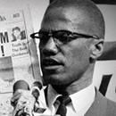 """""""You don't have a turn-the-cheek revolution. There's no such thing as a nonviolent revolution."""" Malcolm X, also known as Malcolm Little and El-Hajj Malik El-Shabazz, was one of the most prominent civil rights leaders in American""""You don't have a turn-the-cheek revolution. There's no such thing as a nonviolent revolution."""" Malcolm X, also known as Malcolm Little and El-Hajj Malik El-Shabazz, was one of the most prominent civil rights leaders in American history. Born on May 19, 1925, in…"""