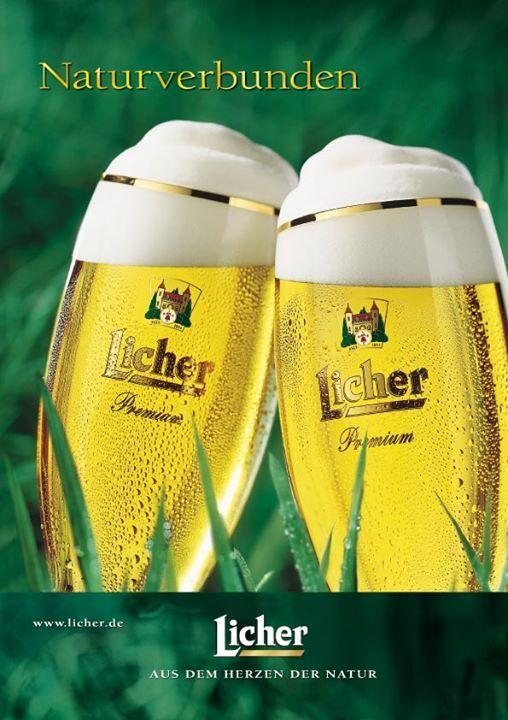Cerveja Licher Premium - Propaganda