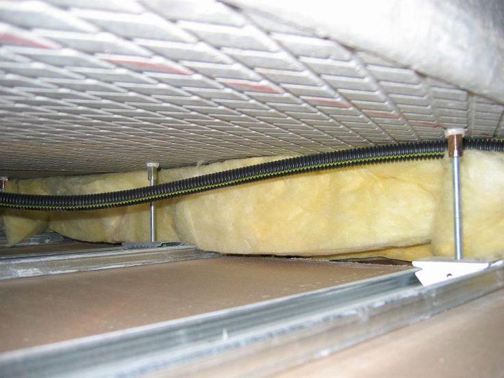 isolation phonique dun faux plafond