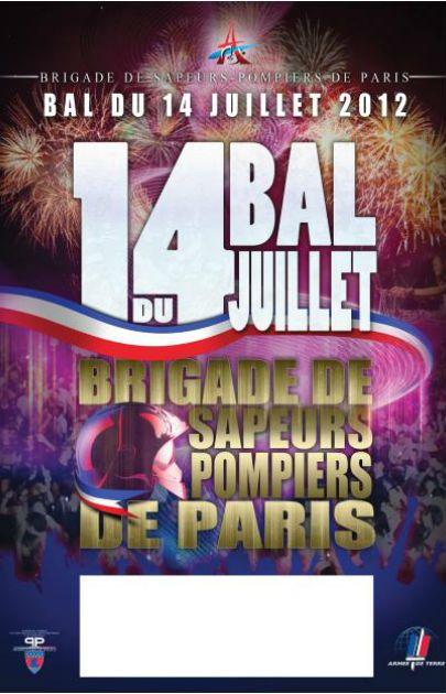 Toutes les informations sur les bals organisés dans les casernes de pompiers à Paris les 13 et 14 juillet 2016 - Office du tourisme Paris