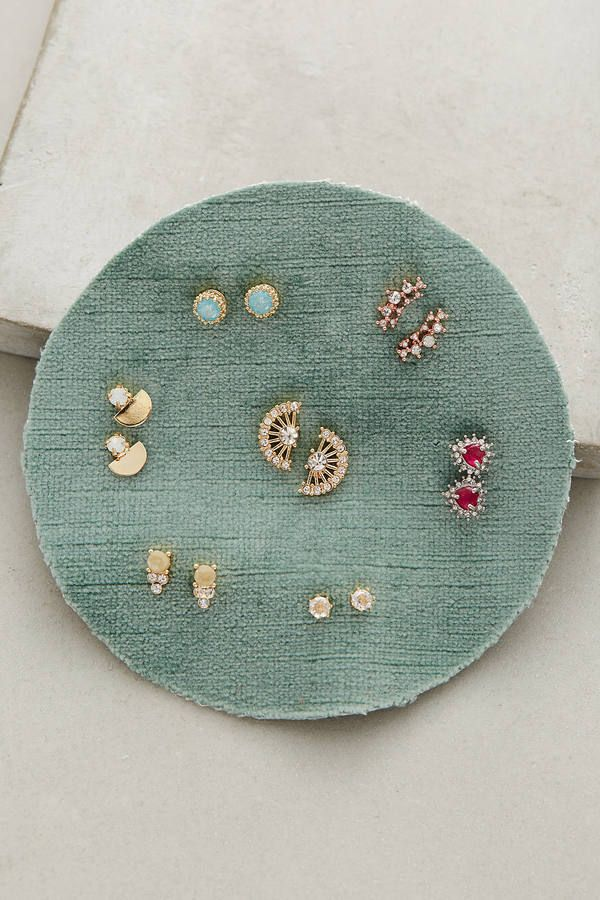 Anthropologie Cocktail Party Earring Set
