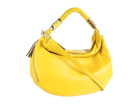 Michael Kors Collection Tonne Crescent Hobo