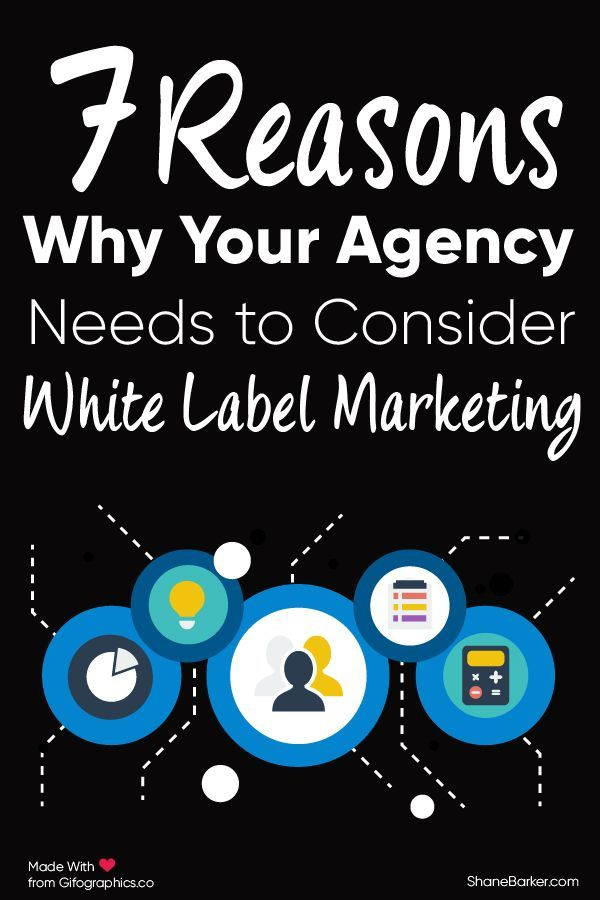 7 Reasons Why Your Agency Needs to Consider White Label