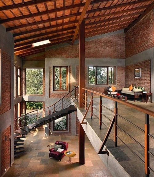The Wonderful #Mango House  Designed by Studio PKA and is located in #India. #LiamBarion - Architecture and Home Decor - Bedroom - Bathroom - Kitchen And Living Room Interior Design Decorating Ideas - #architecture #design #interiordesign #homedesign #architect #architectural #homedecor #realestate #contemporaryart #inspiration #creative #decor #decoration