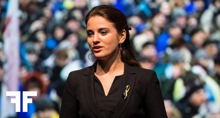 Yulia Marushevska - I Am a Ukrainian
