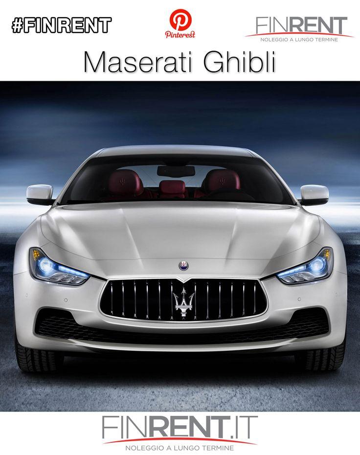 Maserati Ghibli | Finrent.it http://www.finrent.it/blog/maserati-ghibli/ Ecco la nuova #Maserati #Ghibli. Leggi l'articolo, scoprirai i dettagli, le caratteristiche, gli interni e i motori disponibili per la nuova #MaseratiGhibli. #Finrent