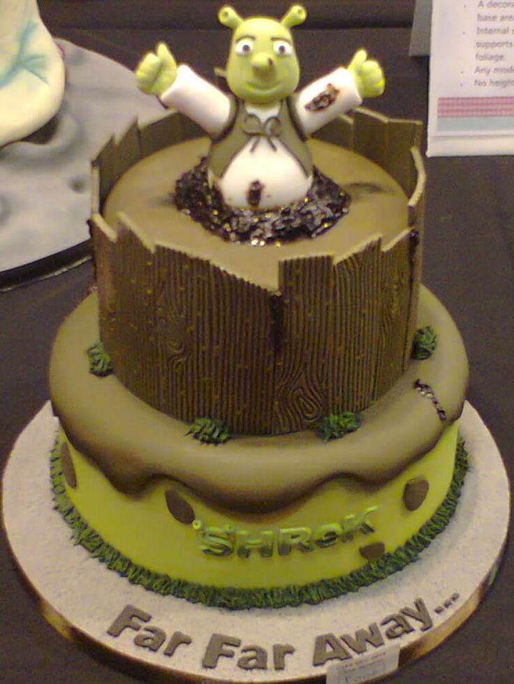 53 Best Images About Shrek Goodies On Pinterest Themed