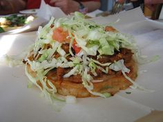 Mexican Sopes Recipe