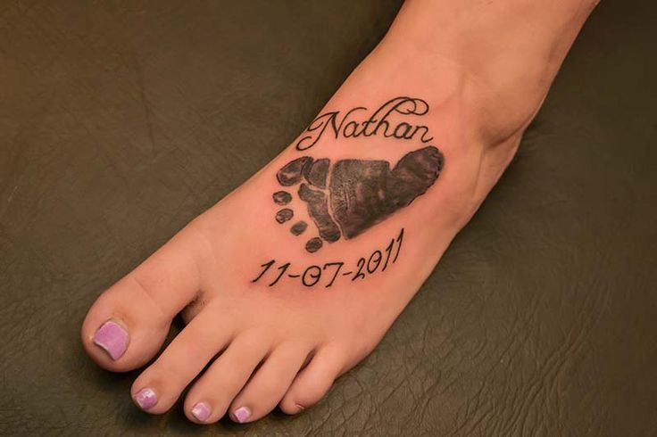 Pix For > Newborn Baby Tattoos Ideas