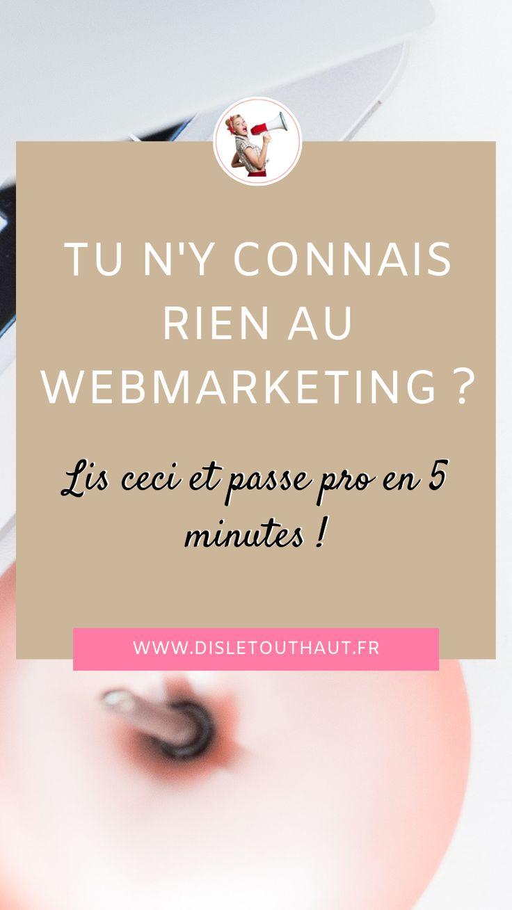 Tu es perdue face au jardon du marketing ? Relax ! Voici le lexique complet pour maîtriser le webmarketing et assurer avec tes nouveaux clients ! #autoentrepreneur #freelance #blogueur #businesstips