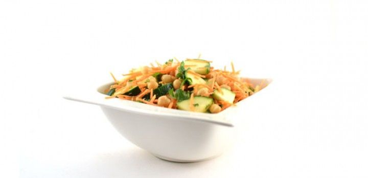 Snelle Marokkaanse salade