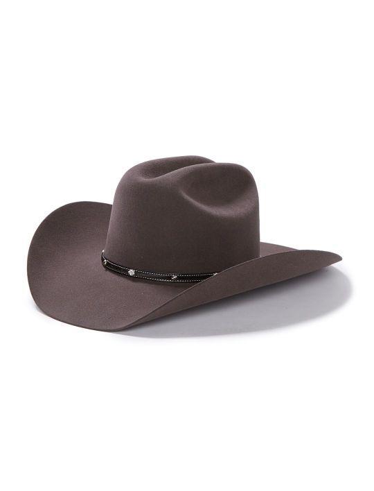 5773018cbaf Angus 6X Cowboy Hat