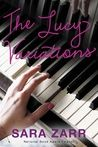 Sara Zarr takes us into the world of classical piano competitions in The Lucy Variations. And a little magic and we have an adventure. #bookreview #yalit