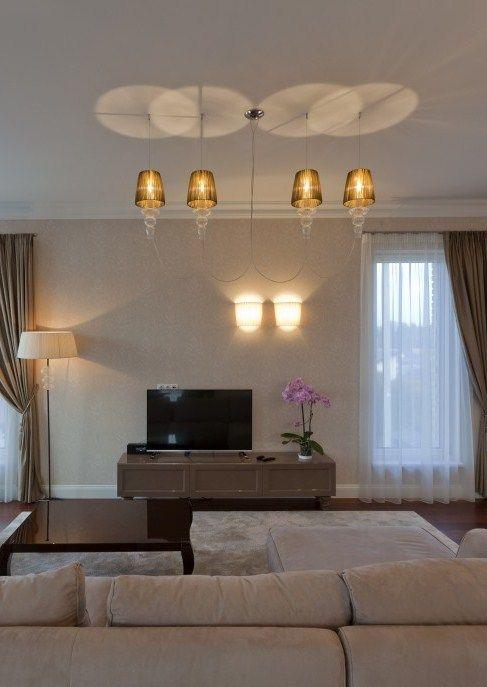 #Wohnzimmerbeleuchtung #suspension #madeinitaly #ledready #livingroom