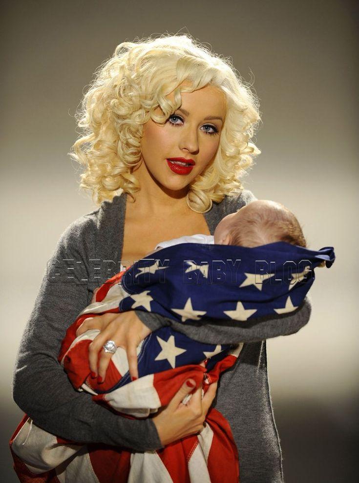 Christina Aguilera's 2008 - Rock the Vote ad~ It's almost time again....