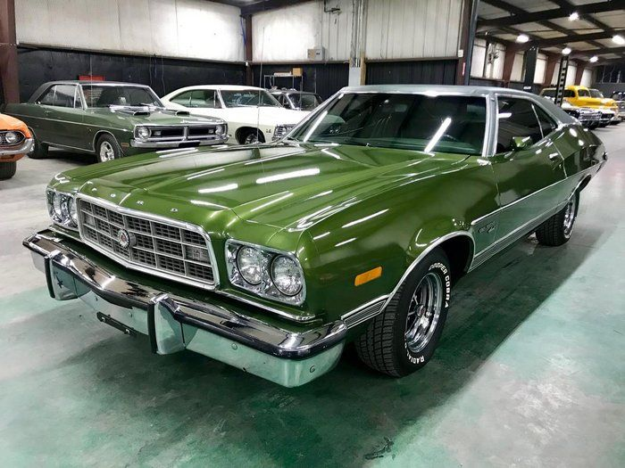 Classic 1973 Ford Gran Torino For Sale 2244012 21 500 Sherman