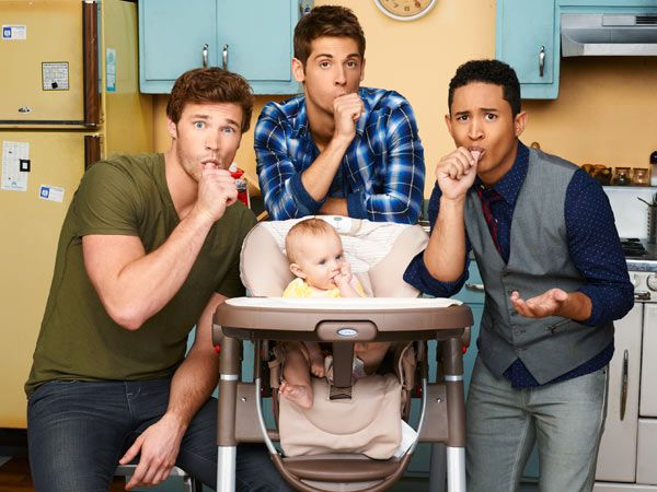 'Baby Daddy' Stars Preview Love Triangles  More In Season2