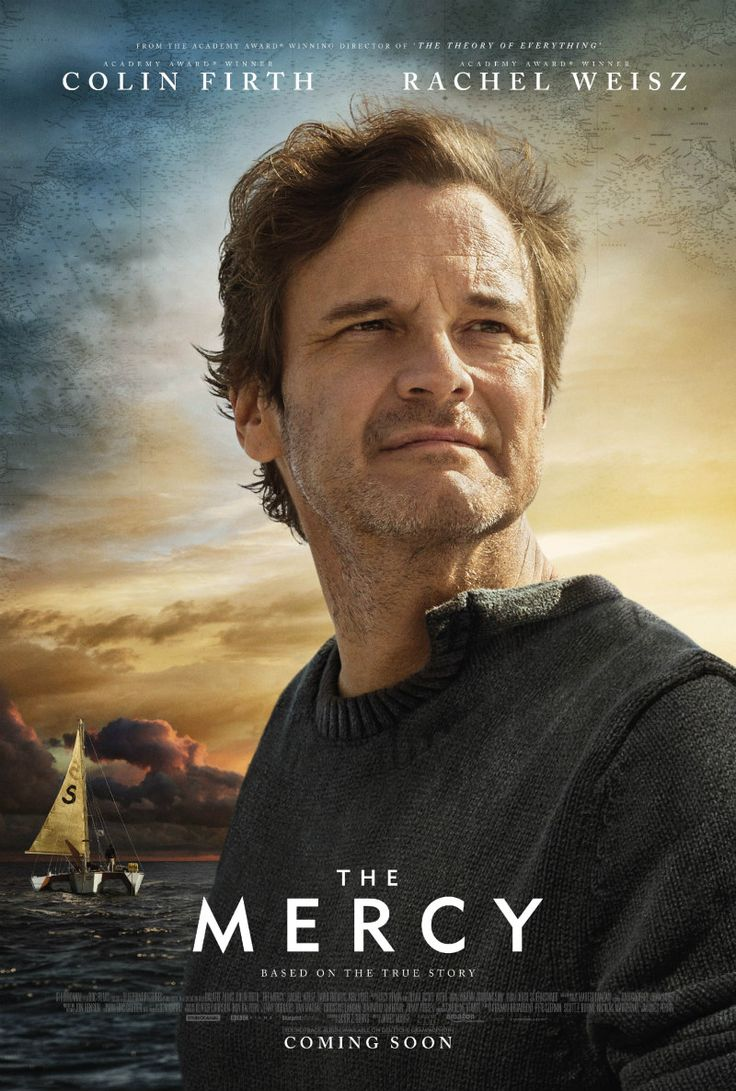 Colin Firth & Rachel Weisz Star In New Trailer & Posters For THE MERCY  http://www.themoviewaffler.com/2018/01/colin-firth-rachel-weisz-star-in-new.html  #TheMercy
