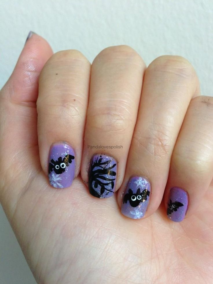 532 best diy halloween nails images on pinterest nails magazine diy halloween nails diy halloween nail art halloween designs on nails prinsesfo Image collections