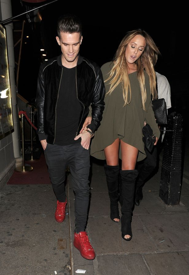 charlotte and gaz geordie shore dating 2014 Updated: 25th august 2016, 12:10 pm  clearly keen on food-filled date nights,  they looked relaxed and chilled in each other's company as they made their   gaz and ex geordie shore co-star charlotte crosby called time on their love  earlier.
