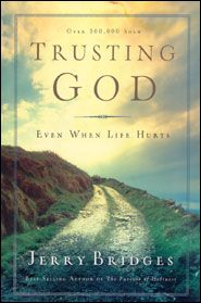"Absolutely amazing book on trust and our trustworthy God.  ""Trusting God - Even When Life Hurts"""