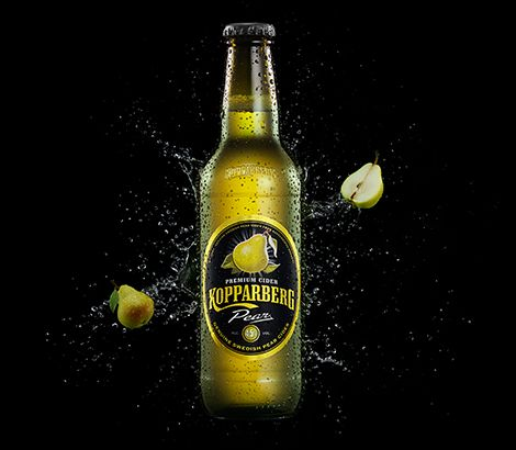 Kopparberg Pear Cider. Delicious and sweet... all I drank in London.
