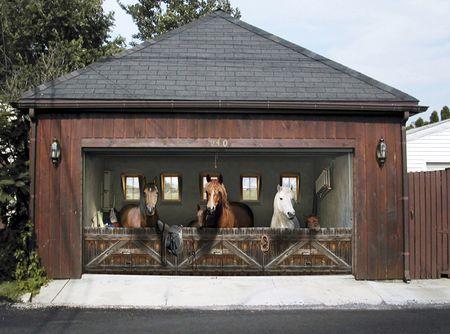 81 best art painted garage doors images on pinterest